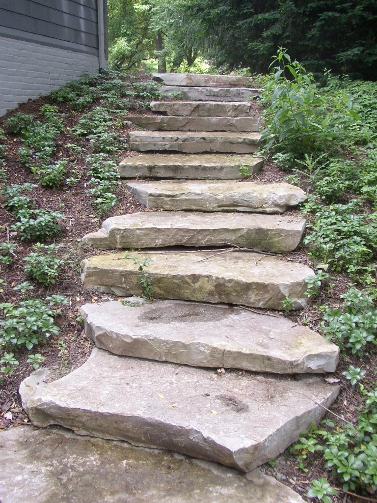 Rock Steps: Hollowell & Associates Inc.